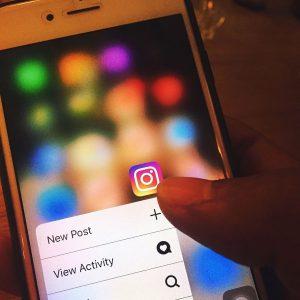 Instagram post en feed