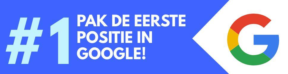 Word nummer 1 in Google!